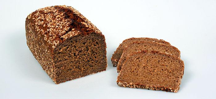 Черный хлеб для сжигания жира