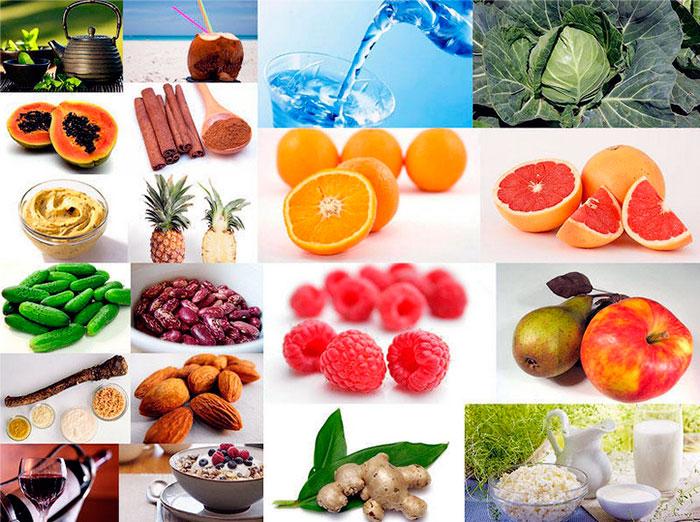 Какие продукты хорошо сжигают жир