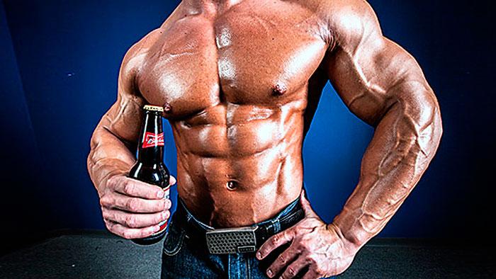 Алкоголь и спортсмен