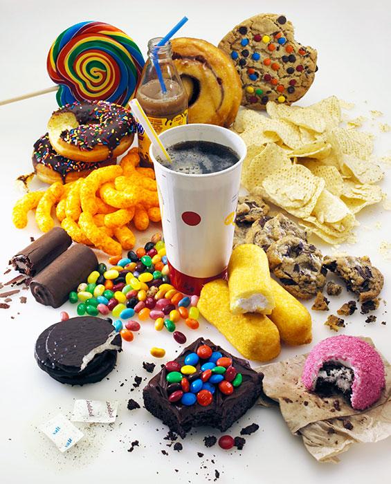 простые продукты для похудения