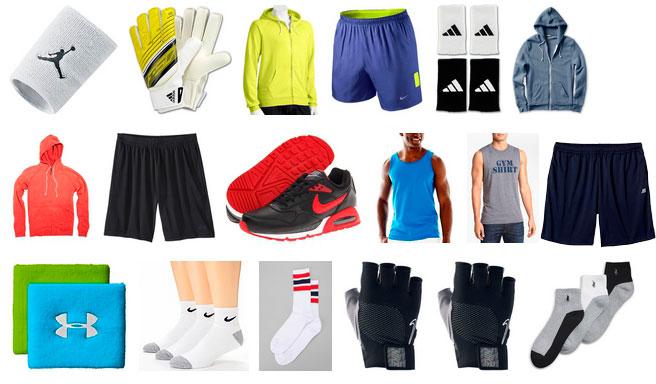 Одежда для тренажерного зала