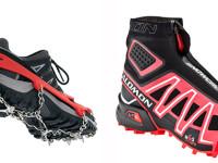 Зимние кроссовки для бега