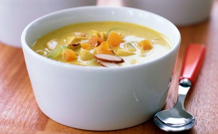 Куриный суп для укрепления иммунитета