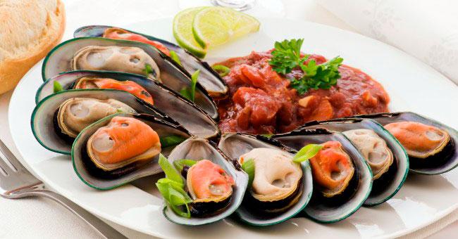 Моллюски, повышающие иммунитет