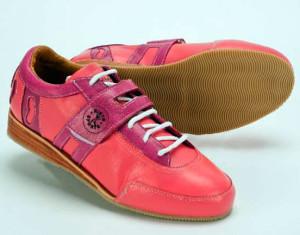 Розовые штангетки