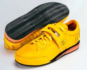 Желтые штангетки