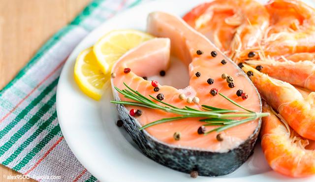 Рыба, содержащая омега-3 жирные кислоты
