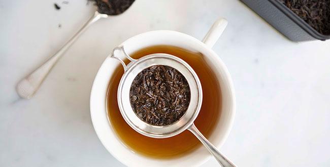 Чай помогает справиться со стрессом
