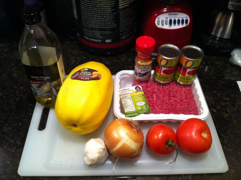 Ингредиенты для палео диеты