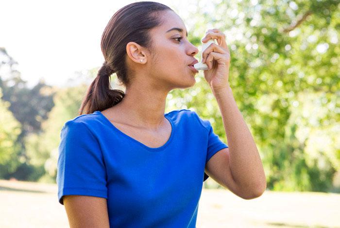 Средство против астмы