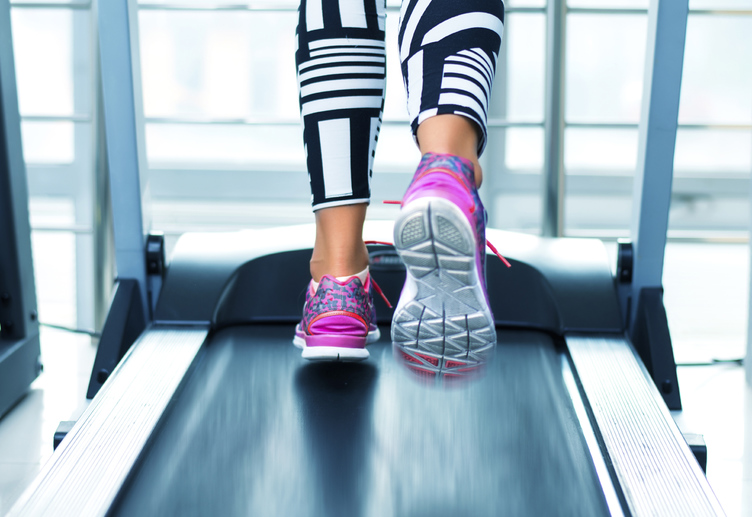 бег на дорожке для похудения правило