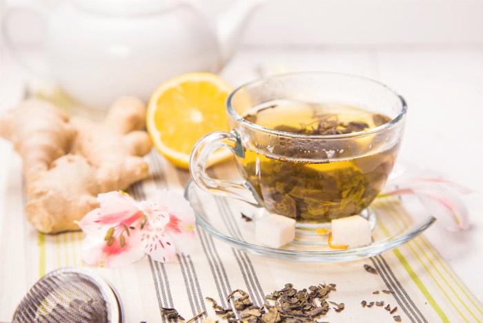 Ингредиенты для приготовления жиросжигающего напитка