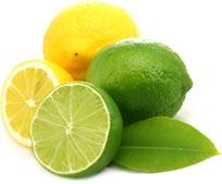 Лимон и лайм для очистки печени