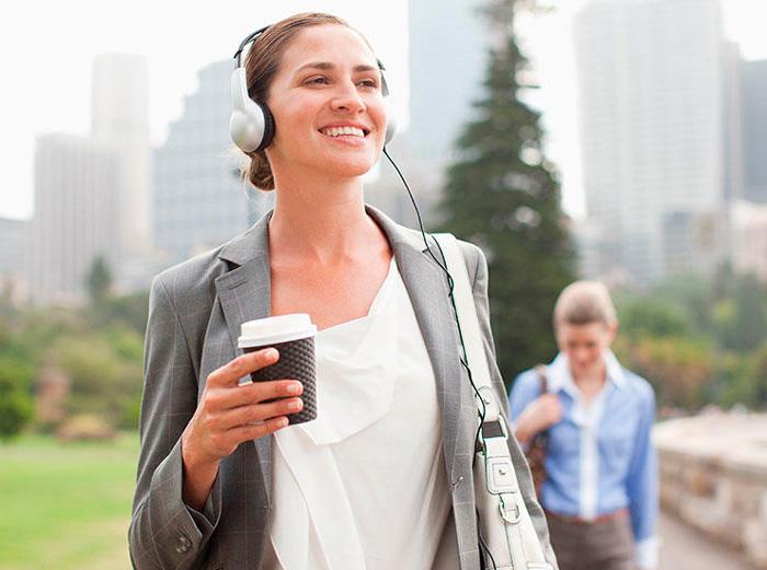Прослушивание музыки понижает давление
