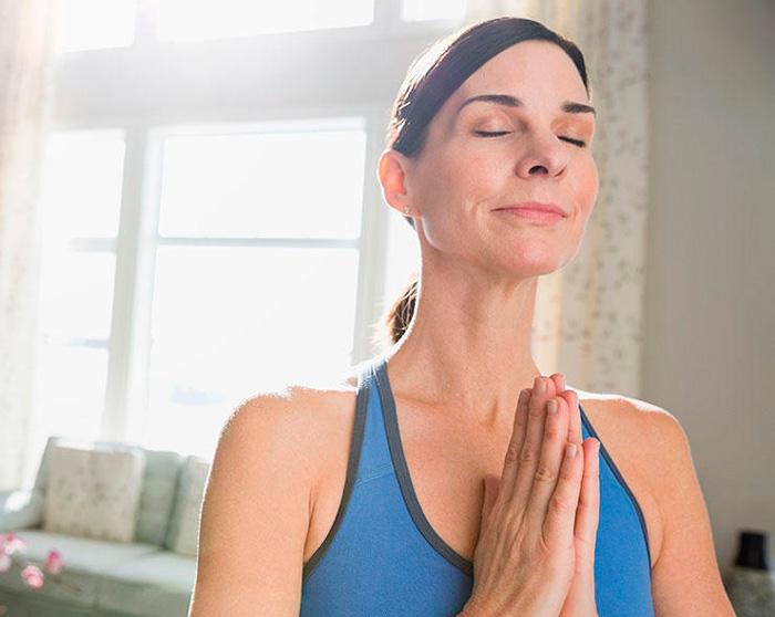 Глубокое дыхание помогает снизить давление