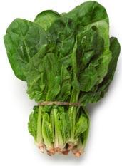 Зеленые листовые овощи для чистки печени