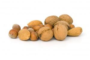 Орехи содержат аргинин