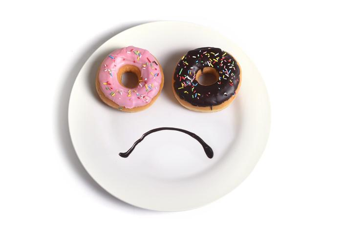 Чтобы поднять уровень тестостерона, нужно уменьшить потребление сахара