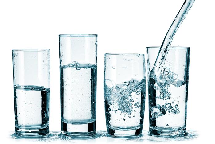 Вода нужна для нормализации уровня тестостерона