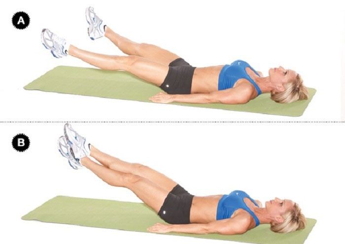 как избавиться от целлюлита на ляжках упражнение