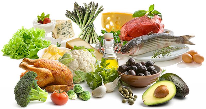 Сбалансированное питание пример