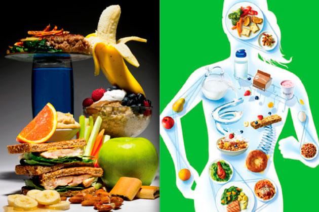 Сбалансированное питание и здоровье