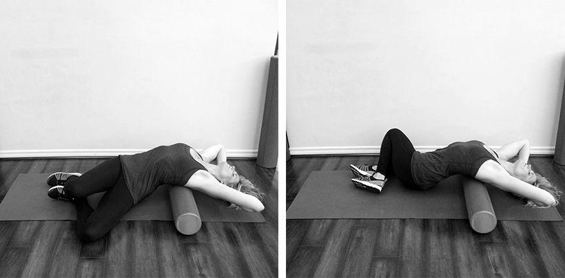 Упражнение для диафрагмы и внутренних органов