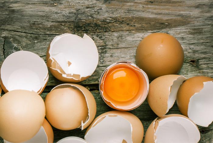Куриные яца и холестерин