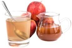 Яблочный уксус для плоского живота