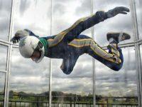 Аэротруба: необычный «аттракцион» для взрослых и детей