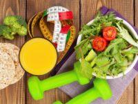 Набор массы: питание до и после тренировки