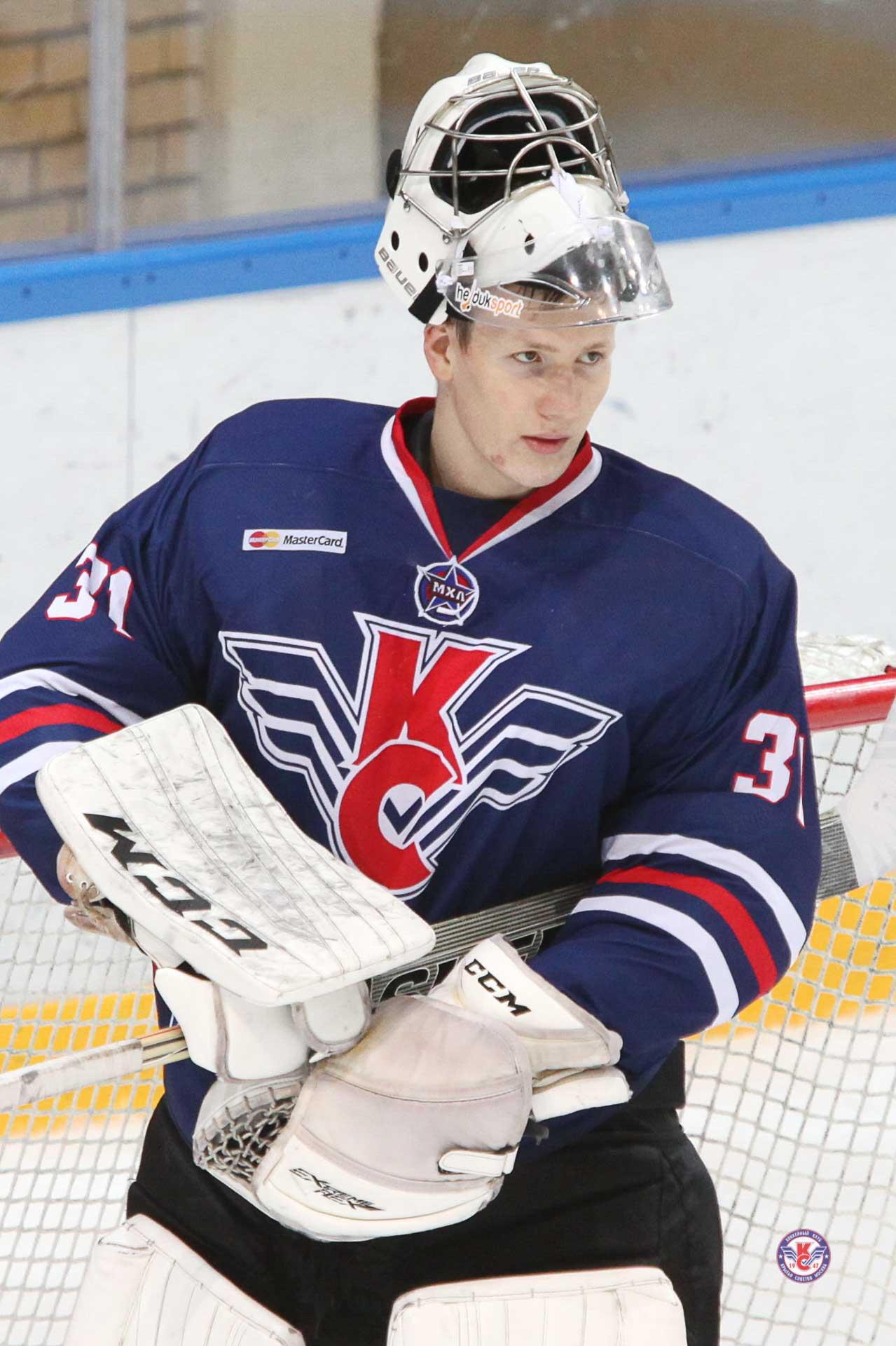 Иван Клейменов хоккеист