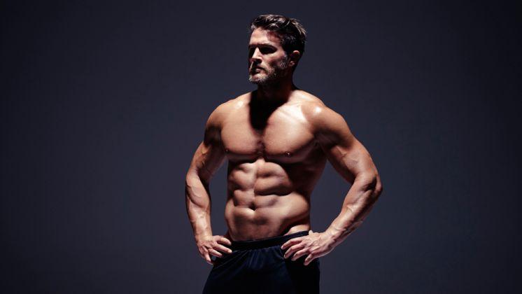 Супер-тренировка для грудных мышц