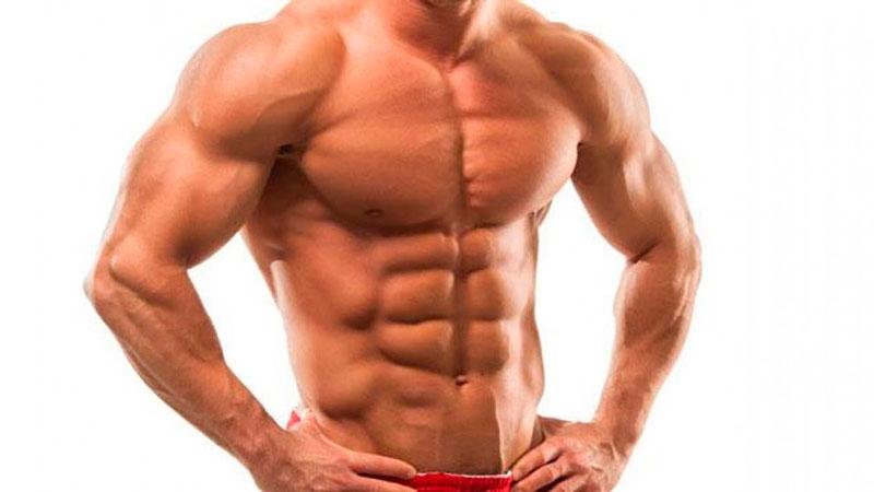Сухая мышечная масса