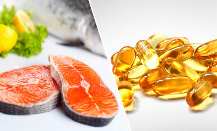 Рибий жир и омега-3 жирные кислоты