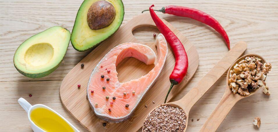 Продукты, в которых содержатся здоровые жиры