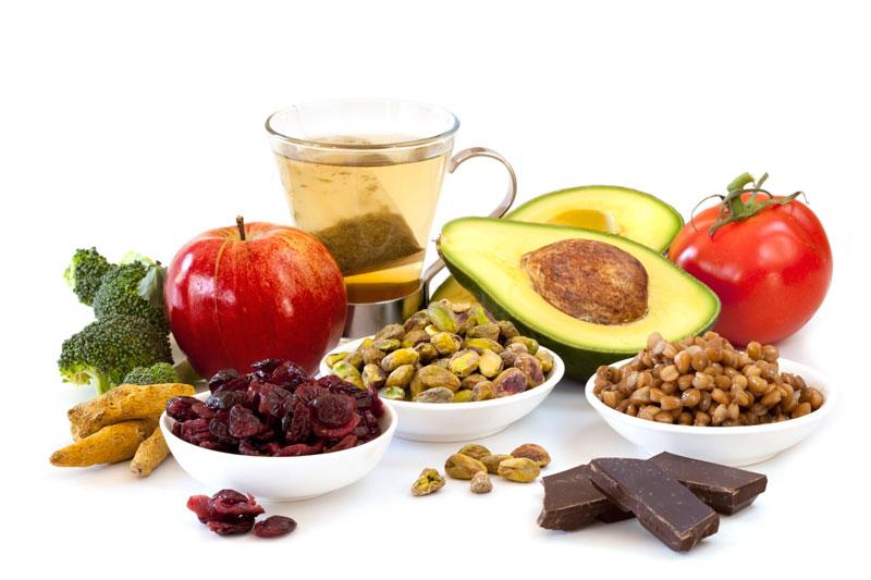 Продукты питания для сжигания жира