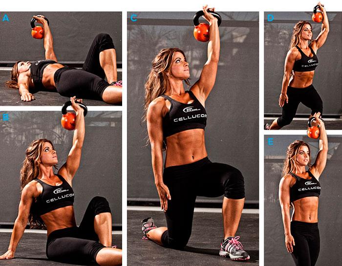 Программа тренировок в тренажерном зале для похудения.