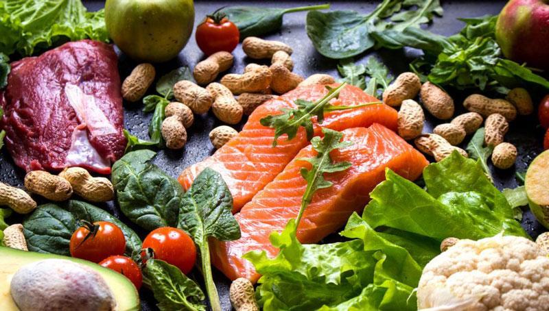 Правильное питание от жира на животе