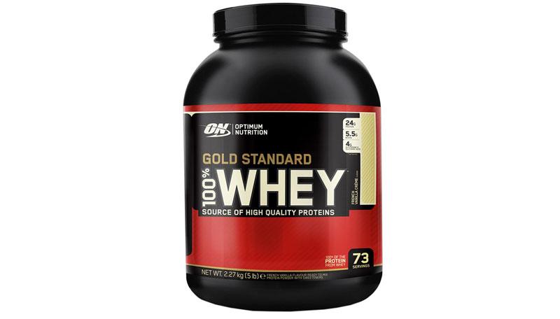 Сывороточный протеин Whey Gold Standart