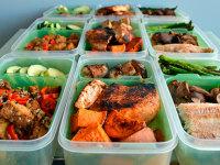 Основы питания для набора мышечной массы