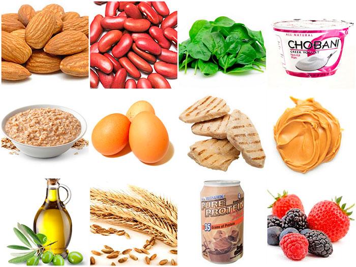 Продукты которые помогаю похудеть