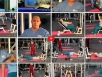 Упражнения Бубновского для позвоночника в домашних условиях и в зале