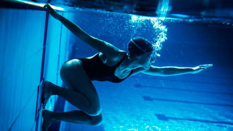 Польза от бассейна для мужчин