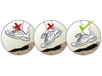 Все о правильной технике бега: осанка, дыхание, правильное положение стоп и рук