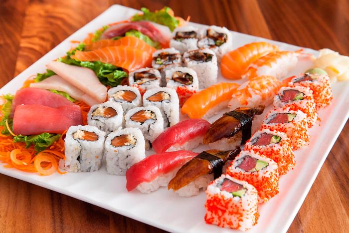 Можно ли есть суши и роллы без вреда для фигуры