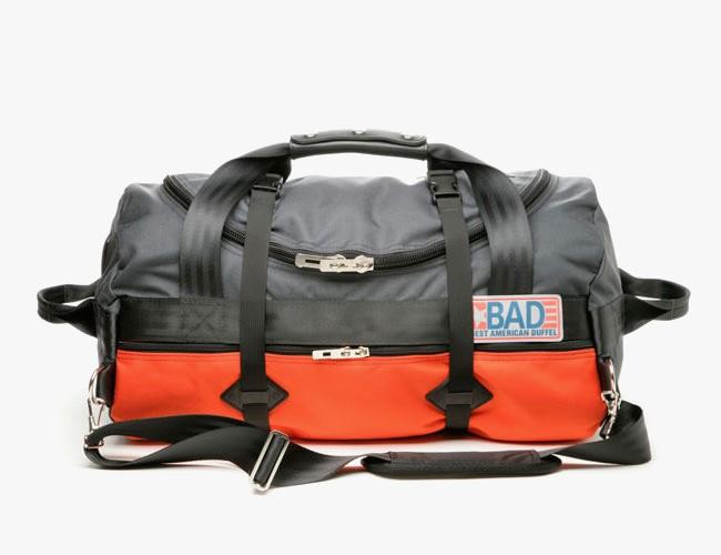 Спортивная сумка BAD Duffel #3 SP