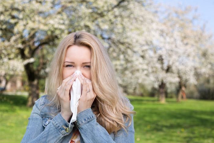 Алое против аллергии