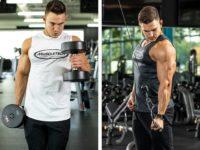 Лучшая программа тренировок мышц рук в тренажерном зале