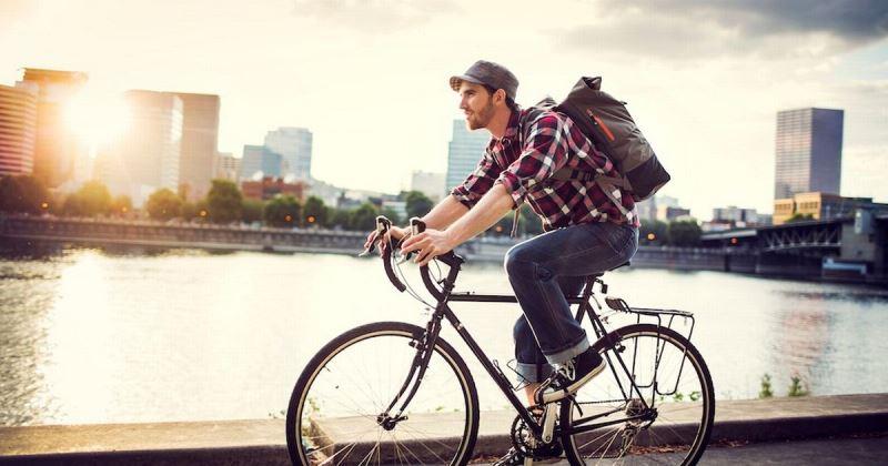 езда в городе